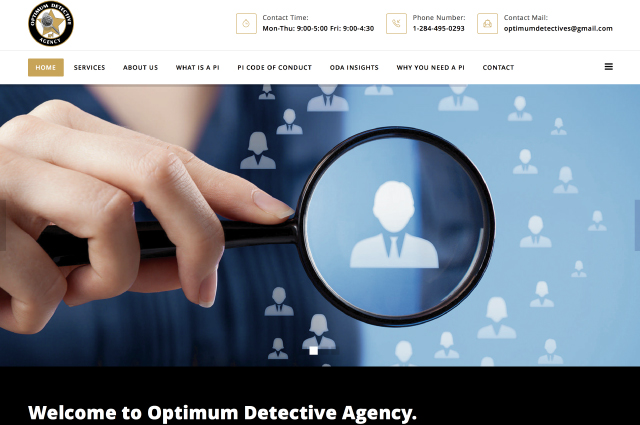 Optimum Detective Agency