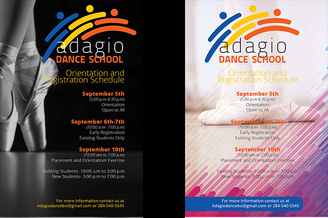 Adagio Dance School